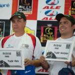 Campeões RN 1500 PróBrasil 2016